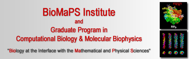 BioMaPS Institute for Quantitative Biology
